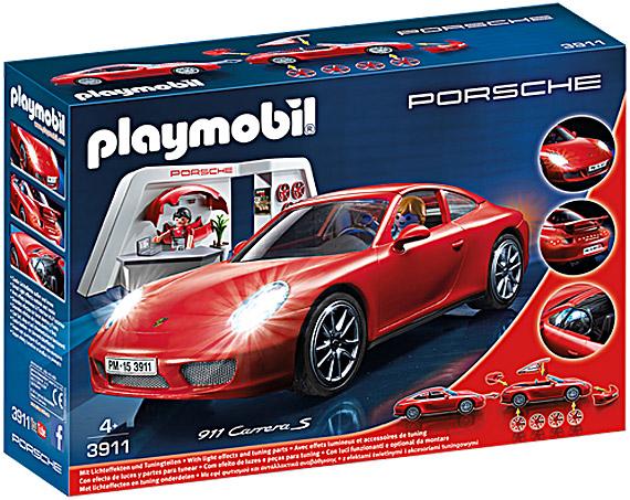 porsche van playmobil