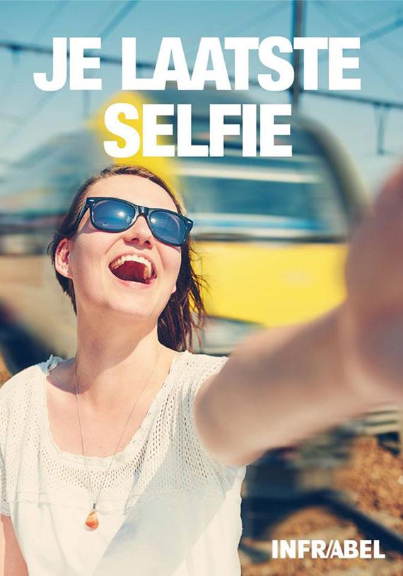 laatste selfie infrabel