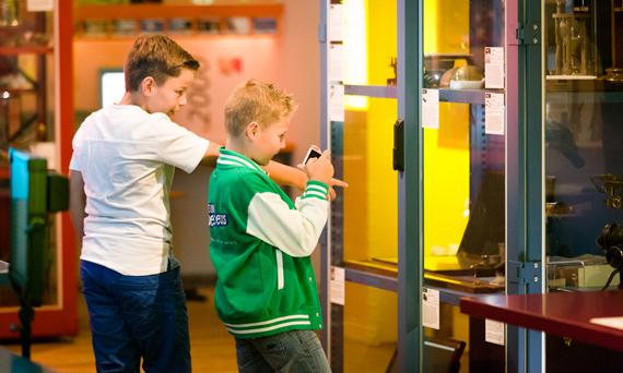 KinderenzoekenmuseumschattijdenspresentatieRaboMuseumkidsweekONLINE
