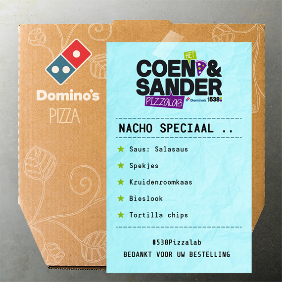 nacho speciaal